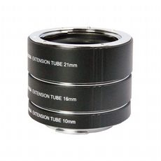 Canon EOS-M Auto Extension Tube Set